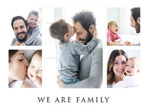 fotocollage familie 3